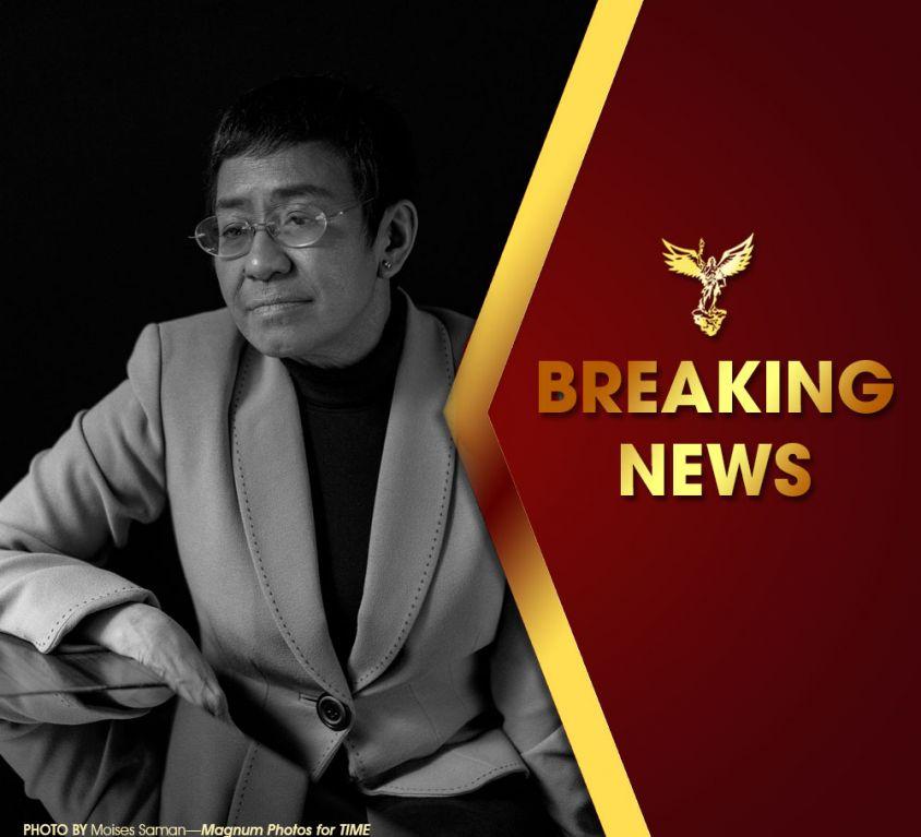 Breaking News - Ressa